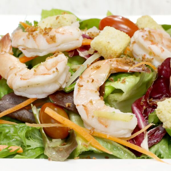 Shrimp Salad Bowl