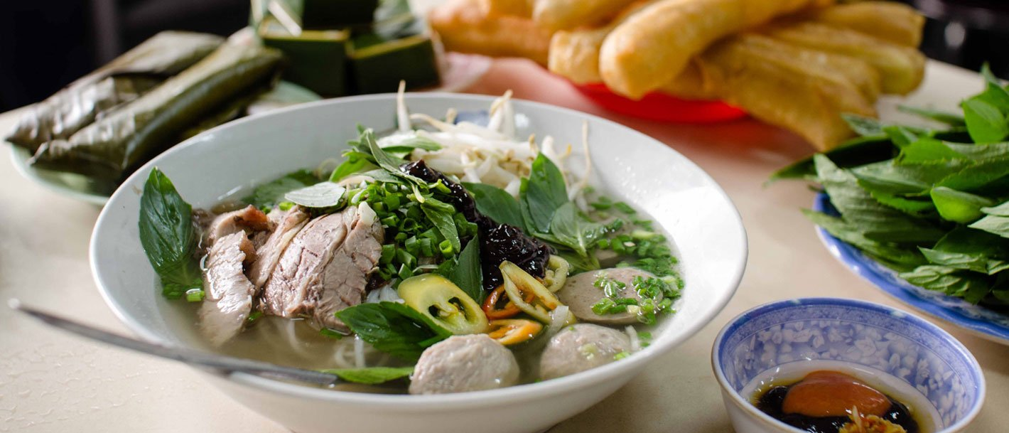 Beef Ball Phở